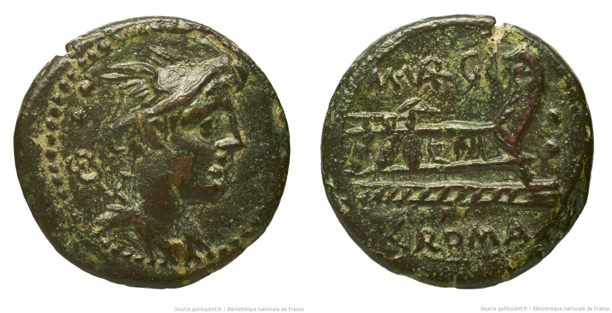 1006VA – Sextans Vargunteia – Marcus Vargunteius
