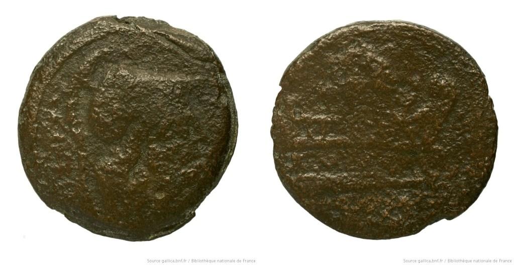 Read more about the article 1042CA – Triens Caecilia – Caius Cæcilius Metellus Caprarius