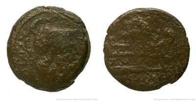 1042CA – Triens Caecilia – Caius Cæcilius Metellus Caprarius