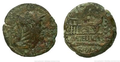 Read more about the article 1022CA – Triens Caecilia – Marcus Cæcilius Metellus