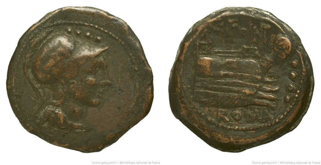 Read more about the article 1094FO – Triens Fonteia – Caius Fonteius