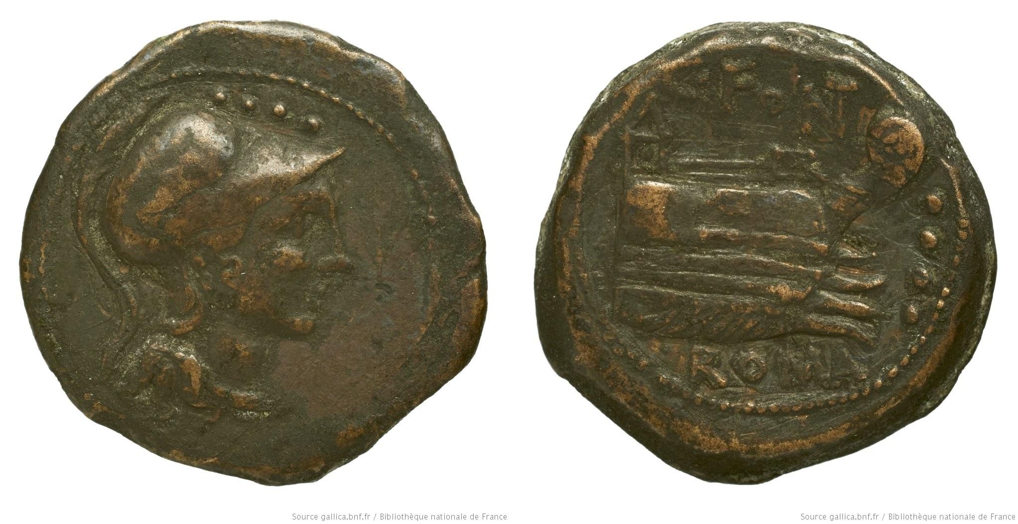 1094FO – Triens Fonteia – Caius Fonteius