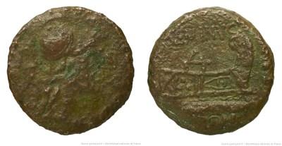 975MI – Triens Minucia – Lucius Minucius