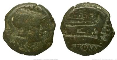 881SE – Triens Sempronia – Lucius Sempronius Pitio