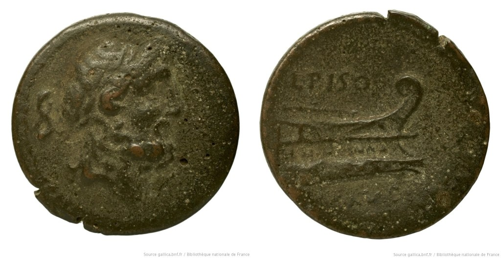 Read more about the article 1209CA – Semis Calpurnia – Lucius Calpurnius Piso Frugi