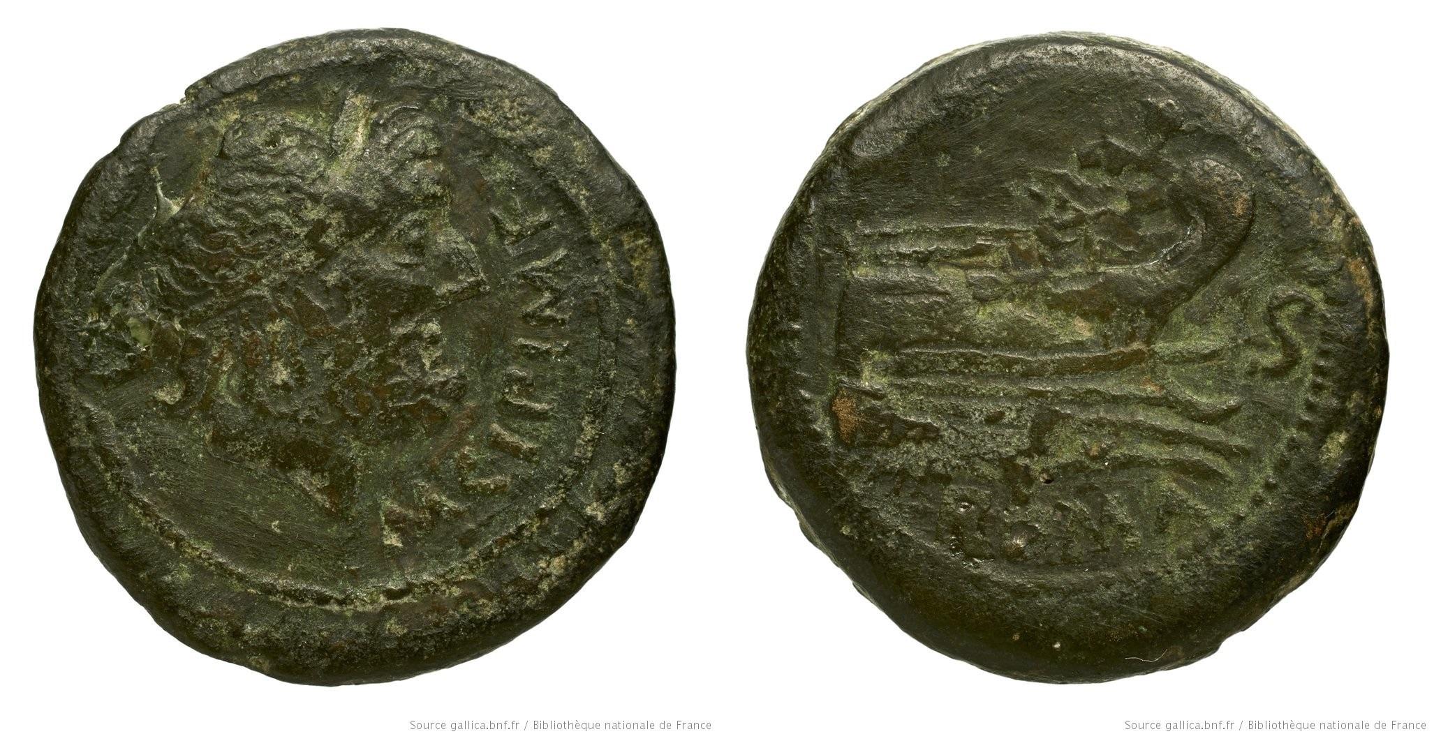 1087CI – Semis Cipia – Marcus Cipius