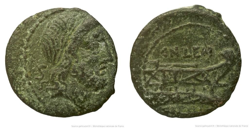 Read more about the article 1244CO – Semis Cornelia – Cnæus Cornelius Lentulus Marcellinus