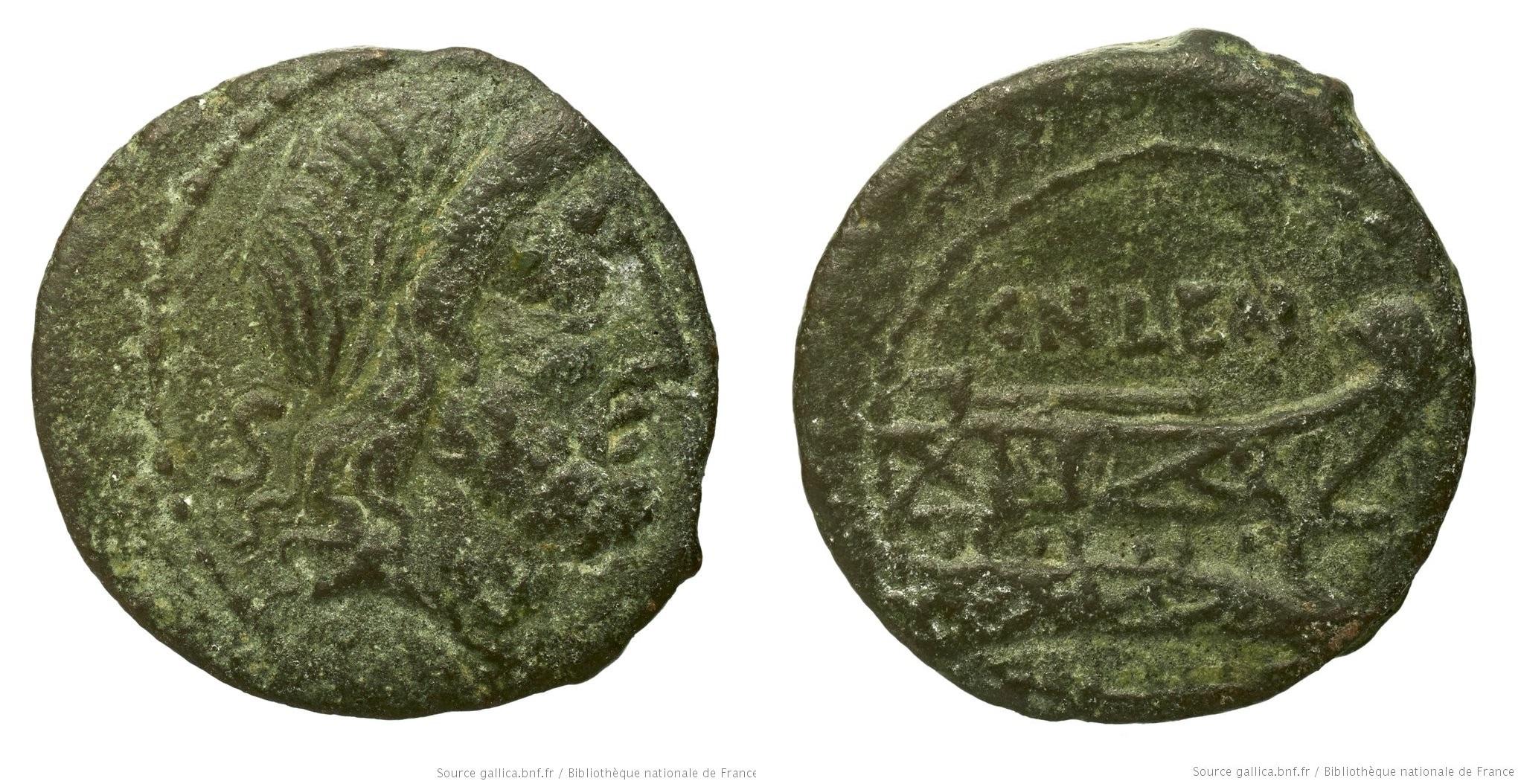 You are currently viewing 1244CO – Semis Cornelia – Cnæus Cornelius Lentulus Marcellinus