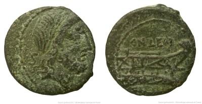 1244CO – Semis Cornelia – Cnæus Cornelius Lentulus Marcellinus