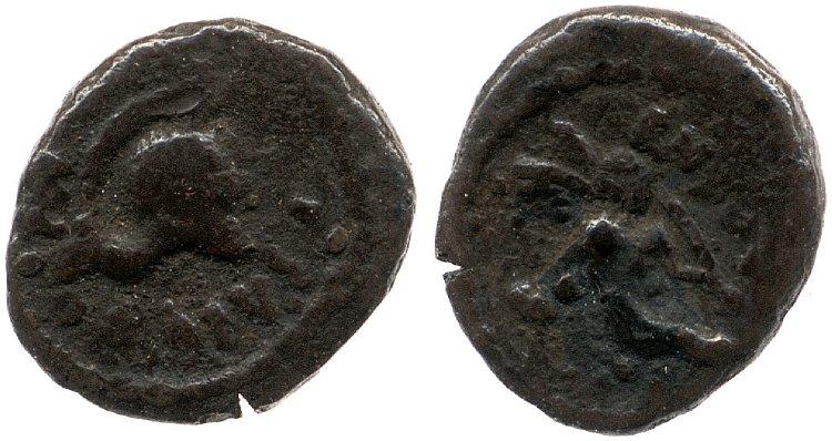 1474CO – Sesterce Cordia – Manius Cordius