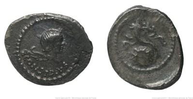 Read more about the article 1489CO – Sesterce Considia _ Caius Considius Pætus