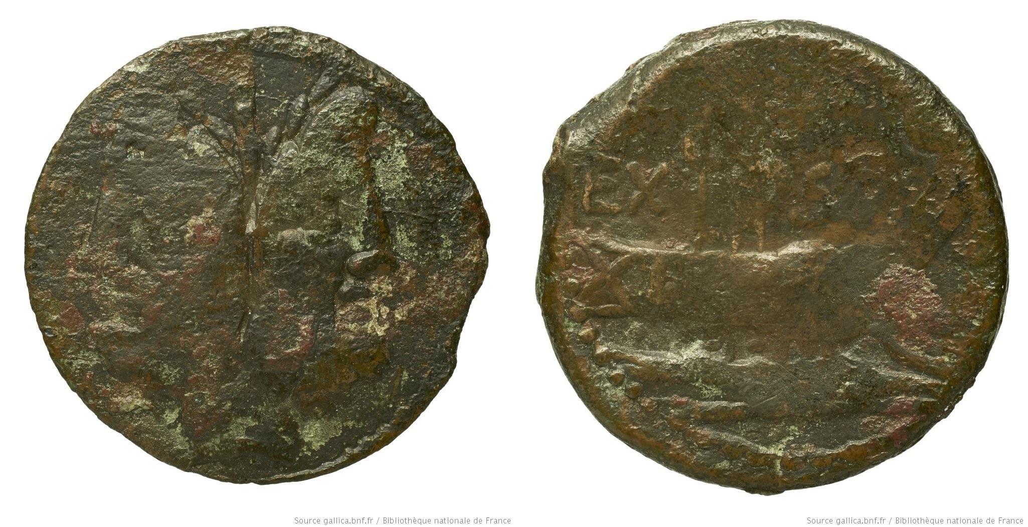 1274LI – As Licinia – Caius Licinius Macer
