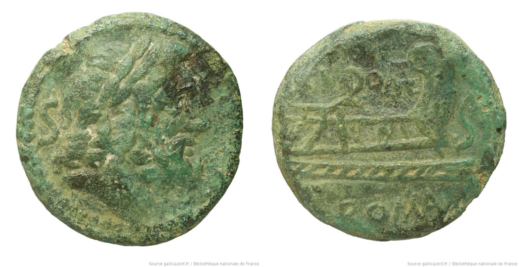 You are currently viewing 1011DO – Semis Domitia – Cnæus Domitius Ahenobarbus