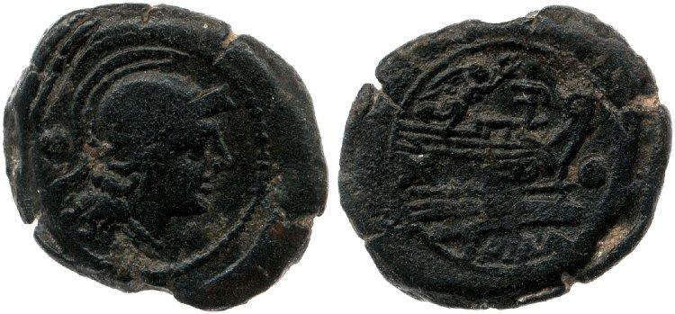 591FU – Once Furia – L. Furius Philus