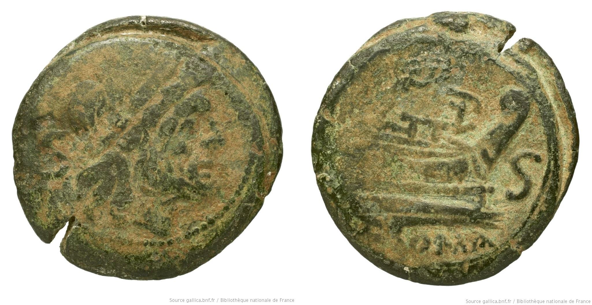 587FU – Semis Furia – L. Furius Philus
