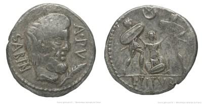 Read more about the article 1235TI – Denier Tituria – Lucius Titurius Sabinus