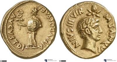 Read more about the article 2087AU – Aureus Auguste – M.Sanquinius