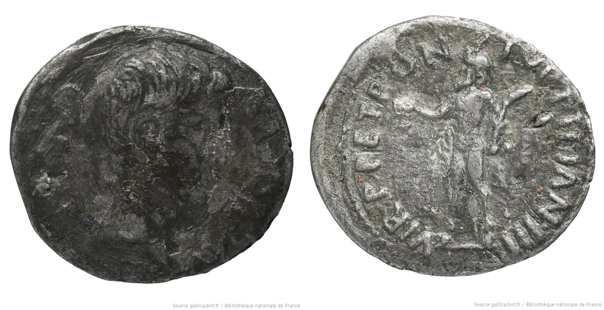 You are currently viewing 2051AU – Denier Auguste – P.Petronius Turpilianus