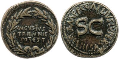 Read more about the article 2122AU – Dupondius Auguste – C. Gallius Lupercus