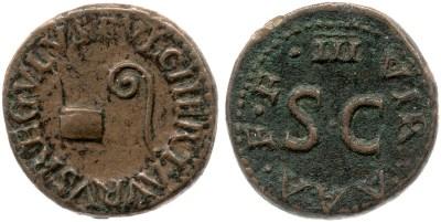 Read more about the article 2162AU – Quadrans Auguste – Pulcher, Taurus et Regulus