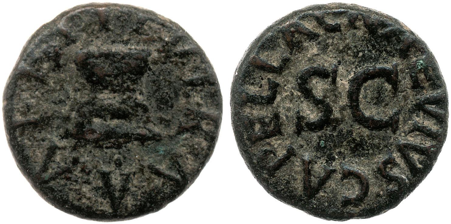 2202AU – Quadrans Auguste – C. Naevius Capella
