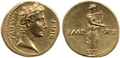 2247AU – Aureus Auguste