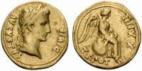 2274AU – Quinaire d'Or Auguste