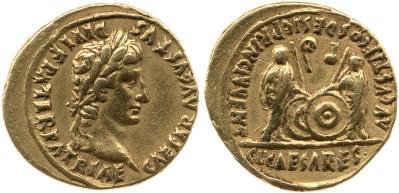 2270AU – Aureus Auguste