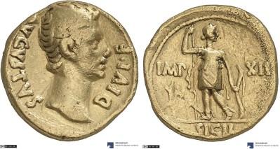 2233AU – Aureus Auguste