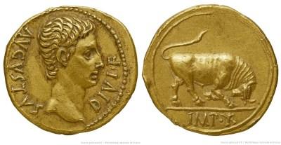 2214AU – Aureus Auguste