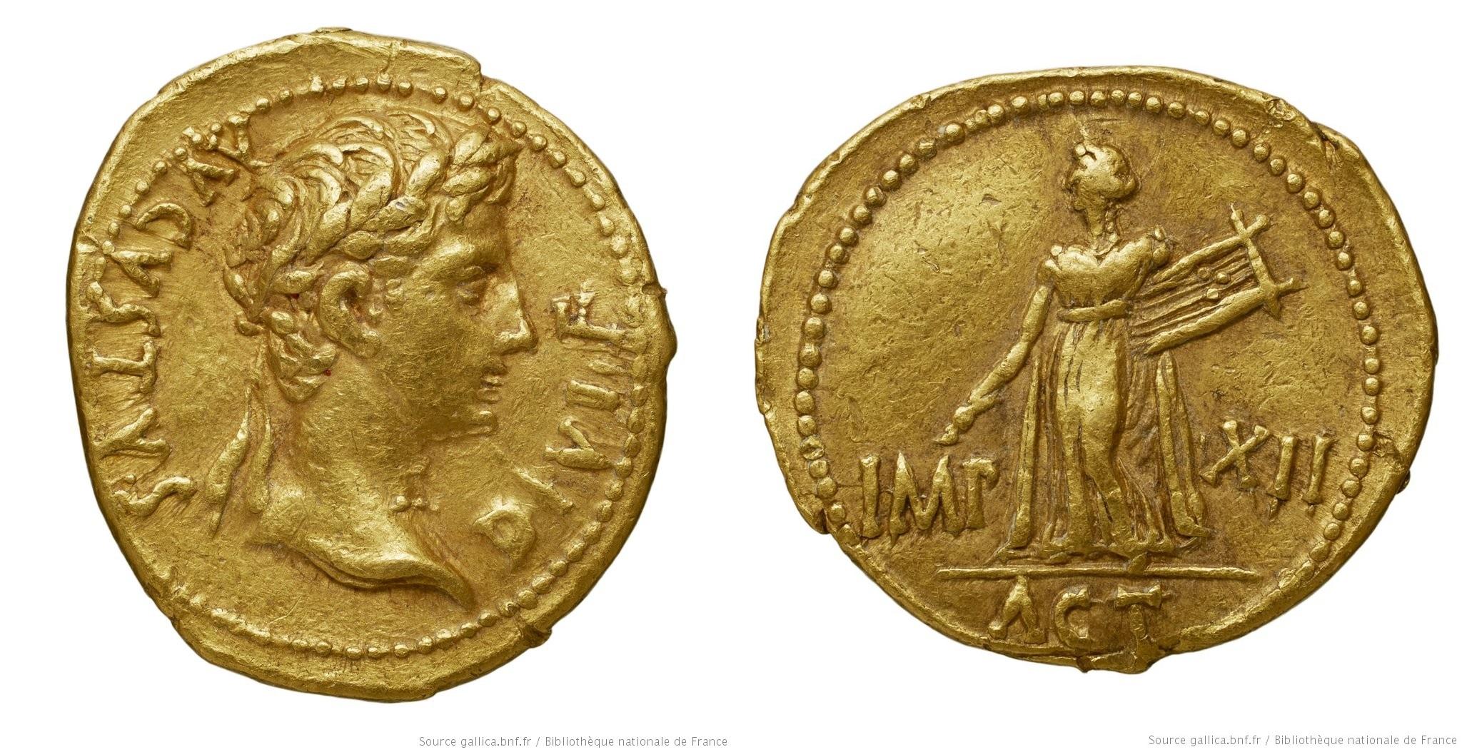 2244AU – Aureus Auguste