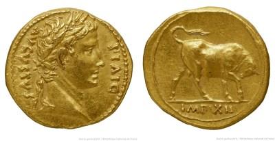 2237AU – Aureus Auguste
