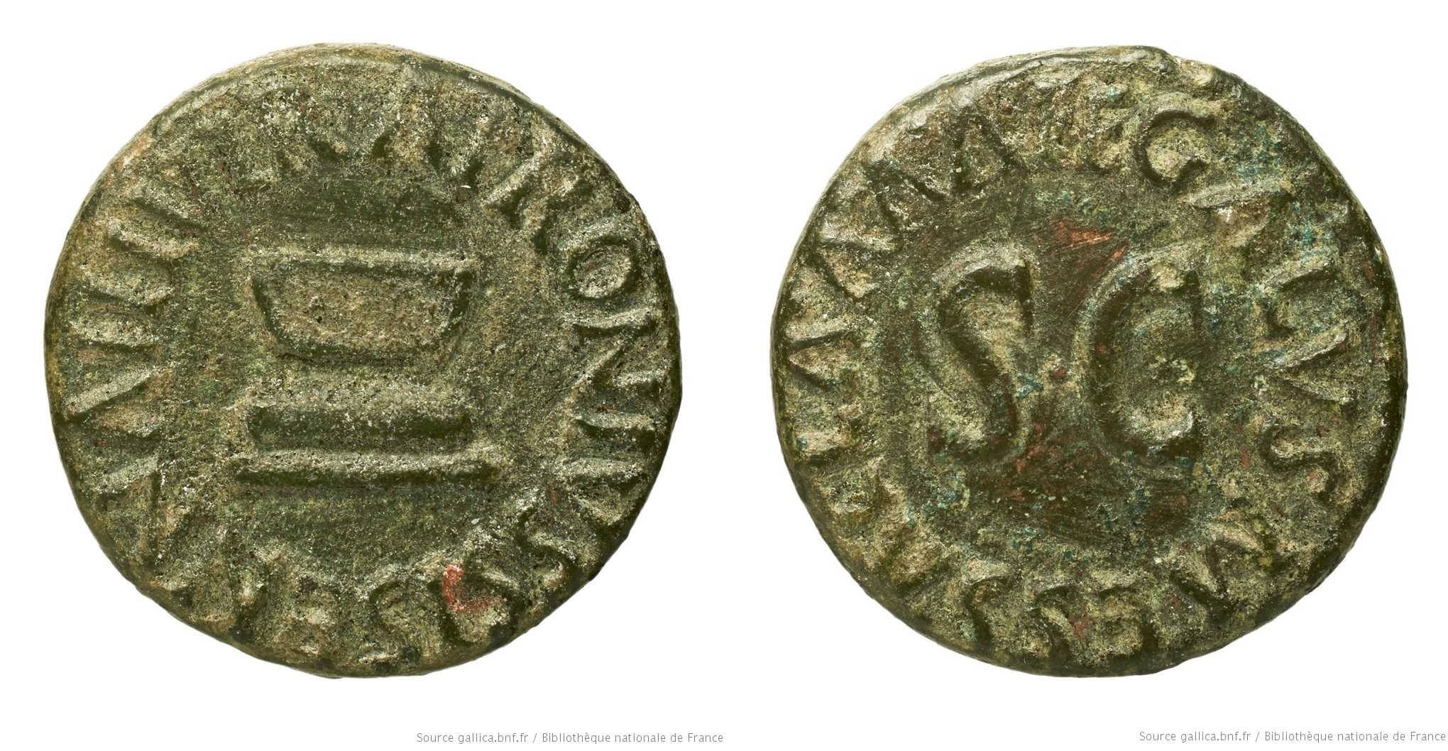 You are currently viewing 2181AU – Quadrans Auguste – Apronius, Galus, Messalla et Sisenna