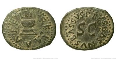 2201AU – Quadrans Auguste – P. Betilienus Bassus