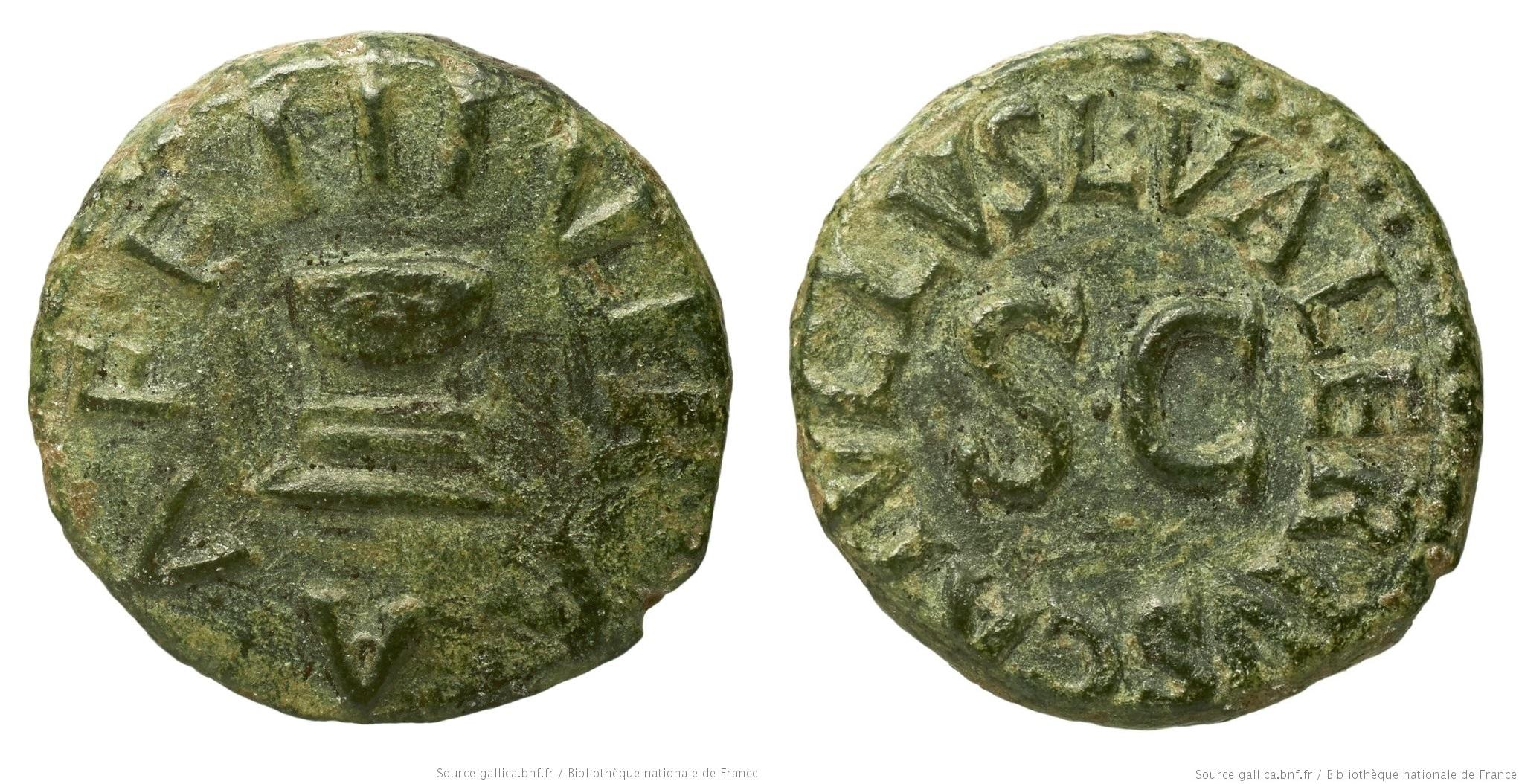 You are currently viewing 2204AU – Quadrans Auguste – L. Valerius Catullus