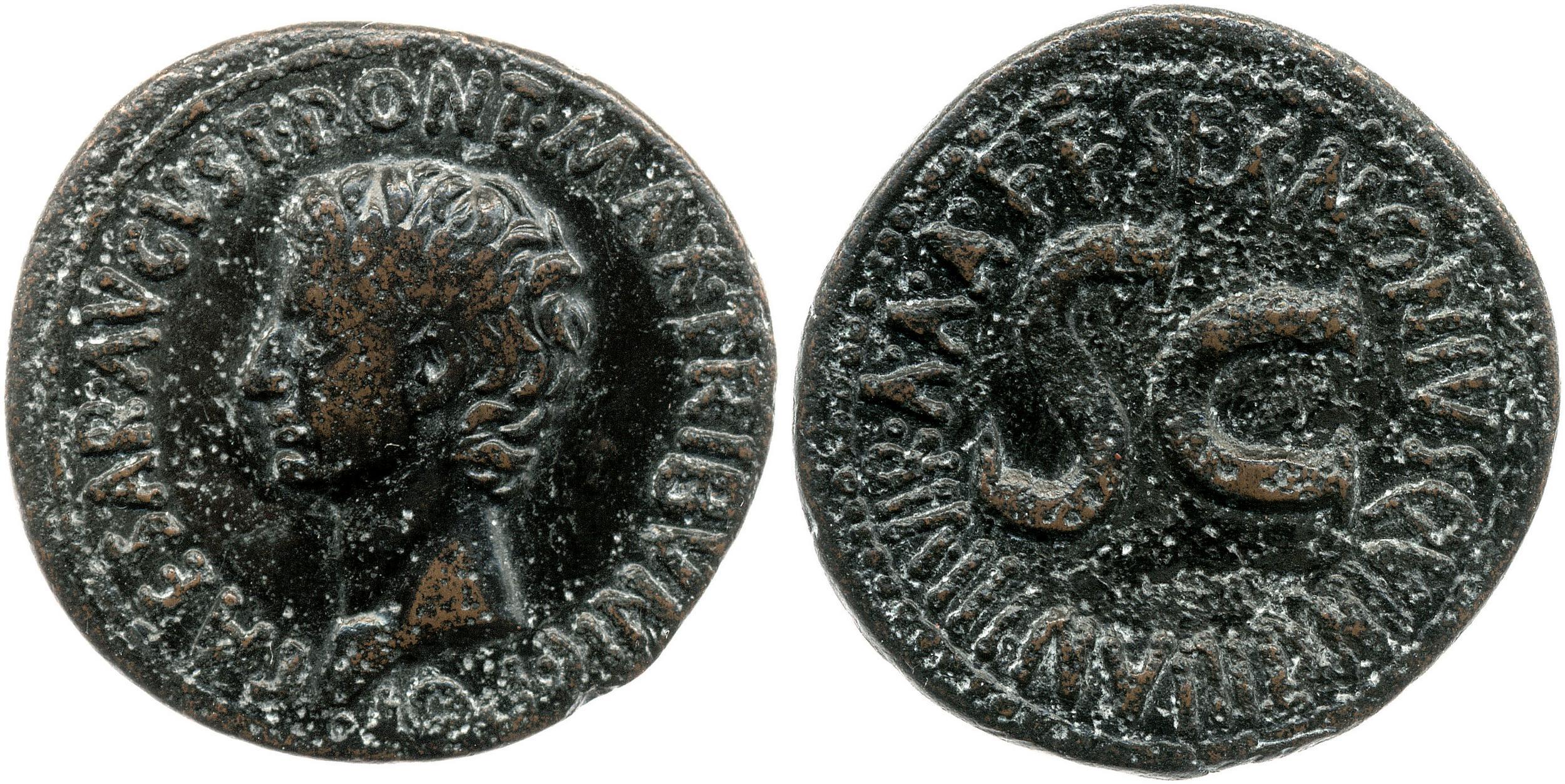 You are currently viewing 2176AU – As Auguste – Sex. Nonius Quinctilianus
