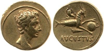 2406AU – Aureus Auguste