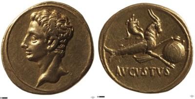 2410AU – Aureus Auguste