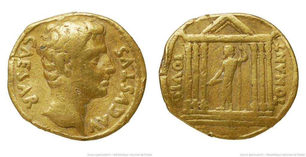 2333AU – Aureus Auguste