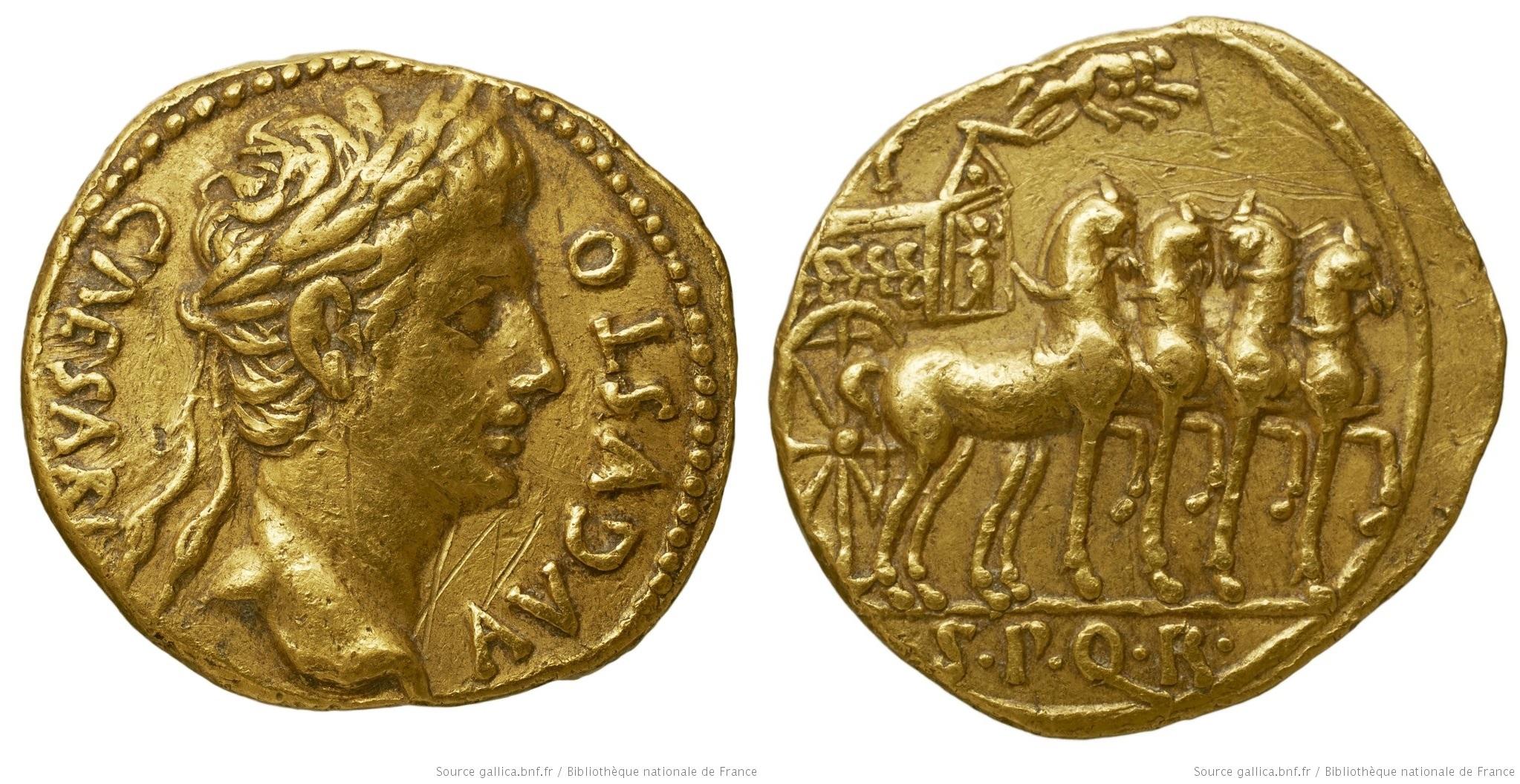 2385AU – Aureus Auguste