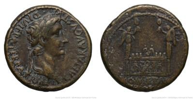 2291AU – Dupondius Auguste