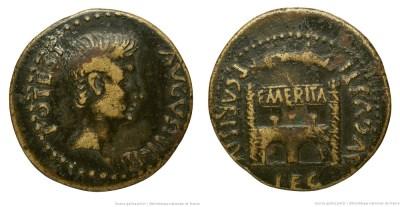 Read more about the article 2452AU – Dupondius Auguste – P. Carisius