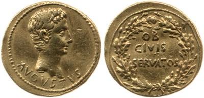 2525AU – Aureus Auguste