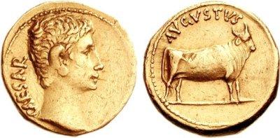 2471AU – Aureus Auguste
