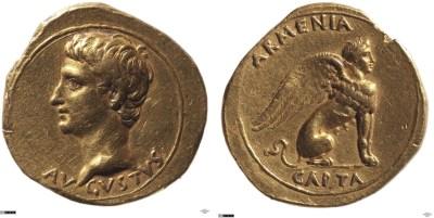 2503AU – Aureus Auguste
