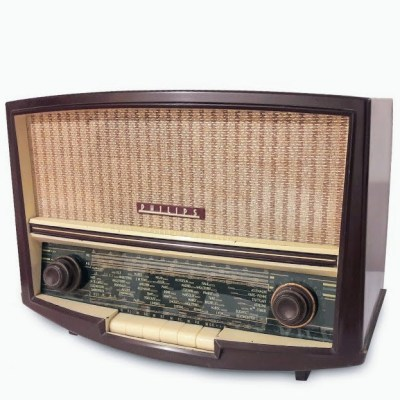 Philips BAF 60A radio vintage bluetooth LES DOYENS