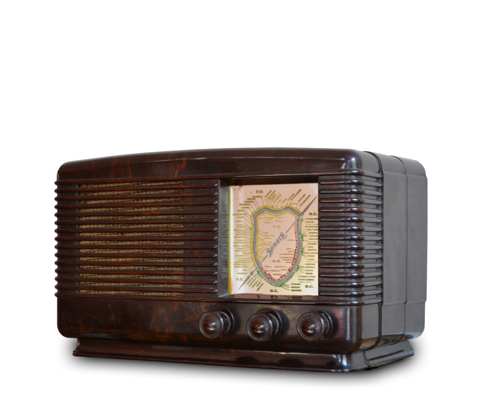 Sonora Poste radio vintage bluetooth LES DOYENS