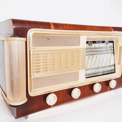 Teleclair B52 Poste radio vintage bluetooth LES DOYENS