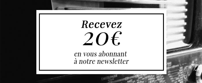 Inscription newsletter LES DOYENS