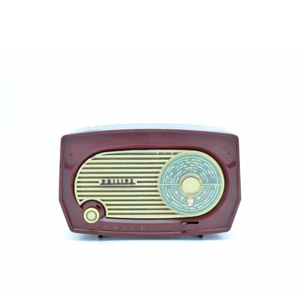 Philetta B1F radio vintage bluetooth LES DOYENS
